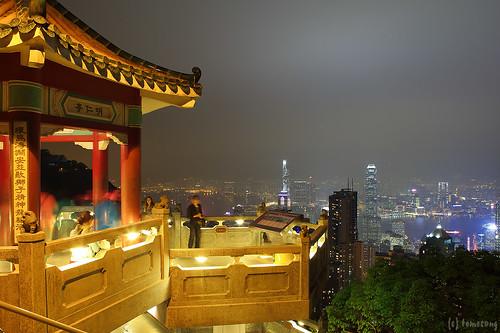The Peak - Lion's Pavilion