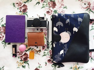 What's In My Bag? (Feb 2015)