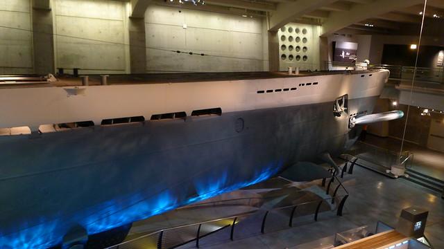 U 505: Torpedoabschuss #2