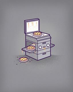 Pizzacopier