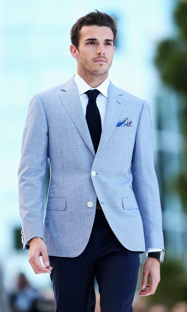 Cách phối màu sơ mi, caravat, vest kiểu cổ điển để trở thành quý ông Hollywood 6