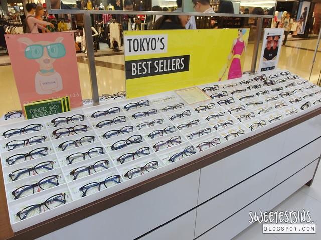 tokyo star optical tokyo best sellers