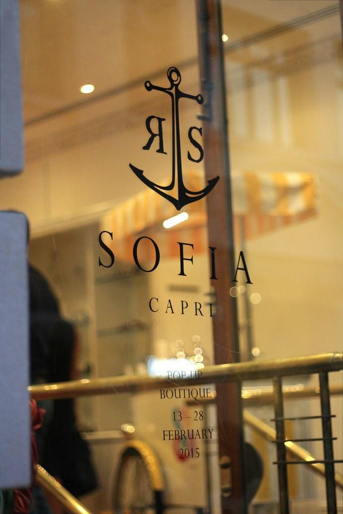 Sofia Capri store on King Street, Perth