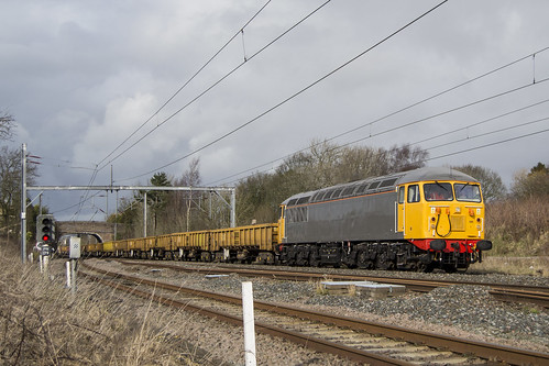 uk railroad england west train grid coast nikon loop united traction rail railway kingdom loco trains class lancashire preston british locomotive barton railways broughton freight 56 mainline freightliner wcml railfreight 56081 d3100 6k56