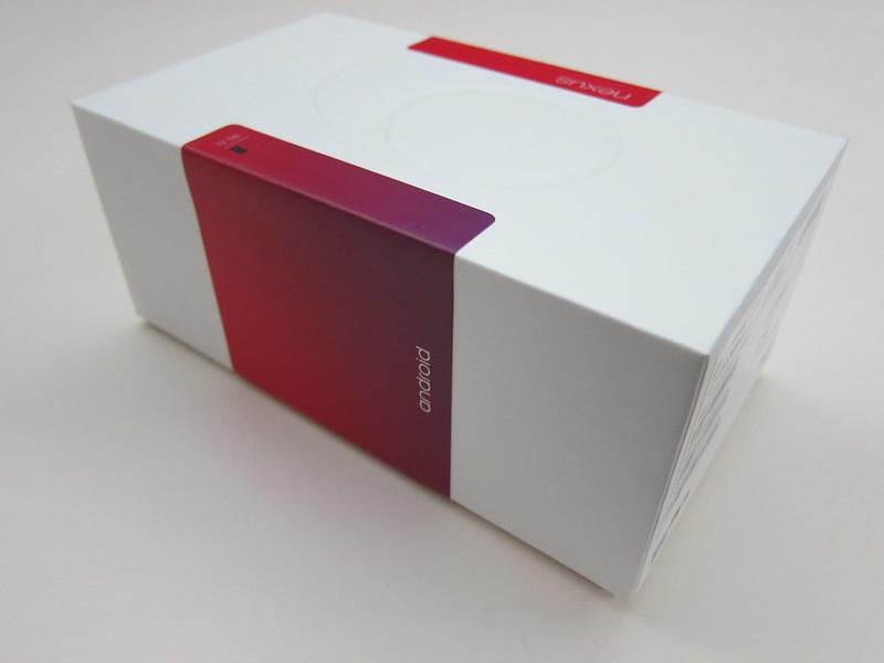 Nexus 6 - Box