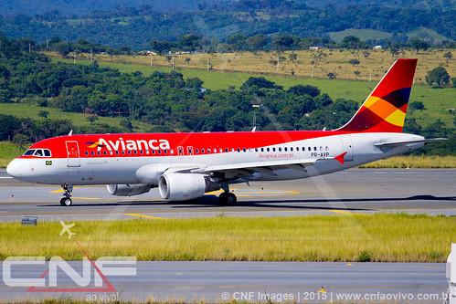 Airbus A320 Avianca Brasil PR-ONP