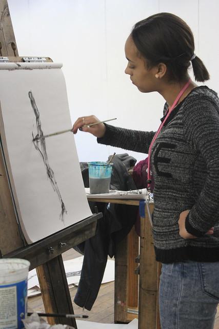 Gesture Painting