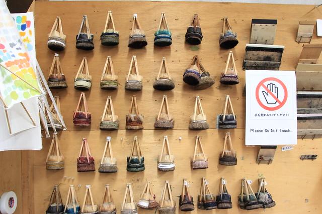 Textile Festival in Ochiai