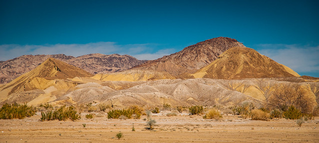 And Even More of the Carrizo Badlands of Anza Borrego