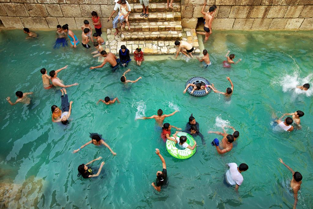 Roman Swimming pools, Gafsa