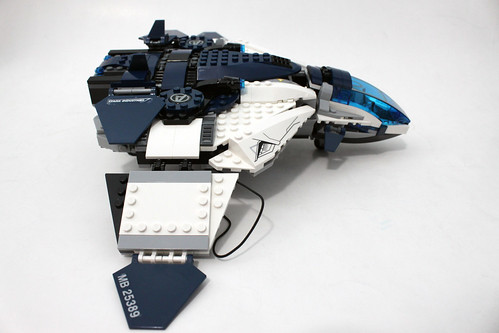 LEGO Marvel Super Heroes Avengers: Age of Ultron The Avengers Quinjet Chase (76032)