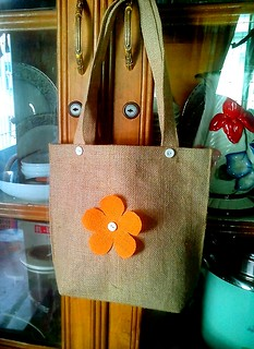 Jute made Hand/ Shopping / Ladies Bag