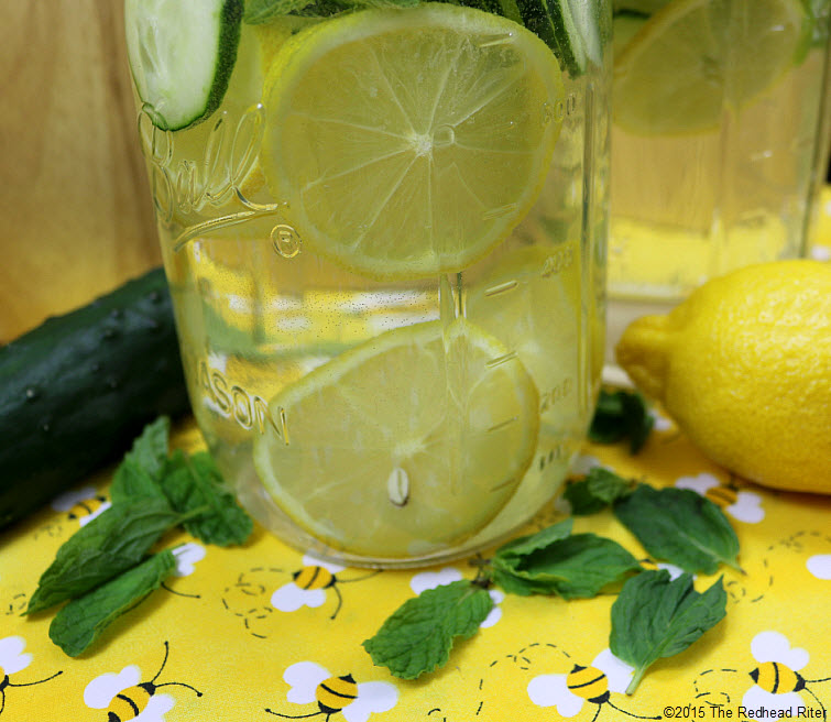 Detox Water Recipes For Hydration, Weight Loss, Cleansing, Anti-Bloating And Enjoyment 4