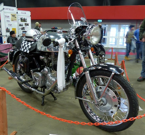 Royal Enfield cafe rscer