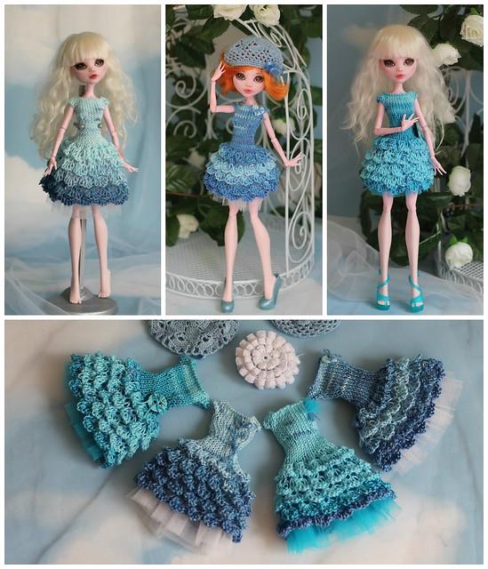 Как сделать одежду для кукол без ниток и иголок