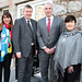 Visit to Magherafelt Revitalisation Scheme, 18 March 2015