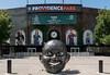 Providence Park KeyBank Plaza entrance