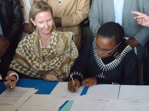 Nakuru County Peace Accord