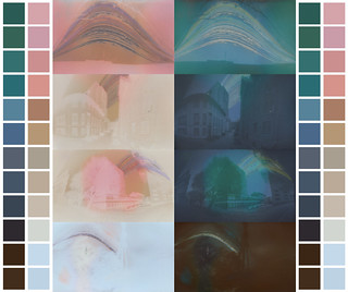 Colors of Solargraphy