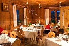 Denkmalgeschützte Gaststube im Hotel Saalerwirt. Foto: Hotel Saalerwirt.