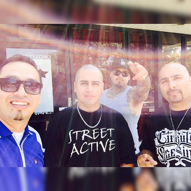 Studio Session/Video Shoot . #Studiooneinc #donjosenetwork # @street_active283_clothing  @bangthozz #streetactive #bangthozz #cirkuloasesino @cirkulo_asesino_music