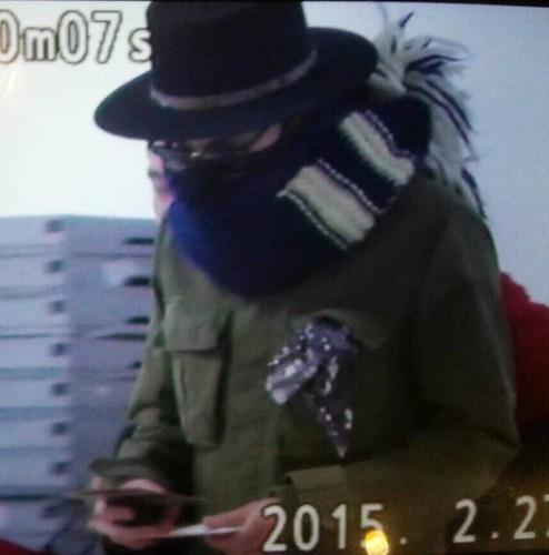 Big Bang - Gimpo Airport - 27feb2015 - G-Dragon - Captain G - 04