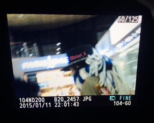 Big Bang - Gimpo Airport - 27feb2015 - G-Dragon - pippi_G - 09