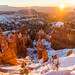 Bryce Canyon Winter Snow Hoodoos Fine Art Photography Elliot McGucken Sony A7RII Fine Art Landscape by 45SURF Hero's Odyssey Mythology Landscapes & Godde