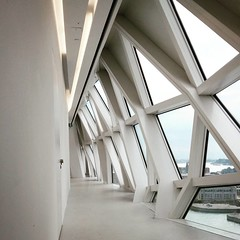 Welcome home #Havenhuis #Antwerp by #ZahaHadid @PortofAntwerp