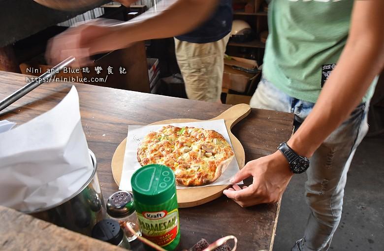 宜蘭安平冰店窯烤披薩DIY10