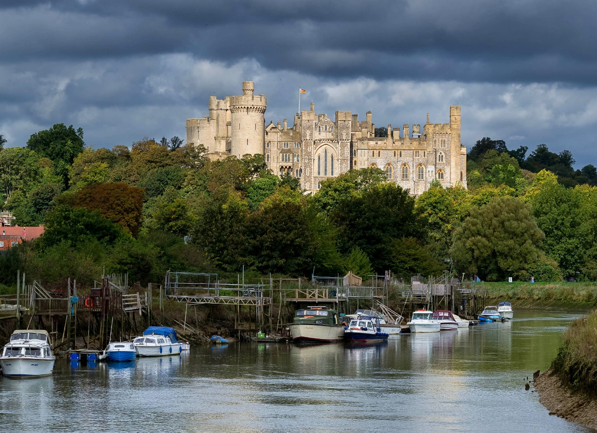 Arundel Castle. Credit MrsEllacott