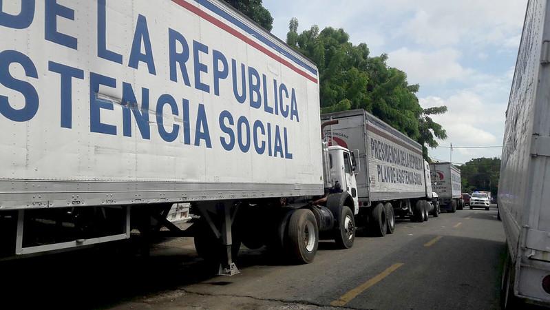 Resultado de imagen para raciones alimenticias del gobierno dominicano