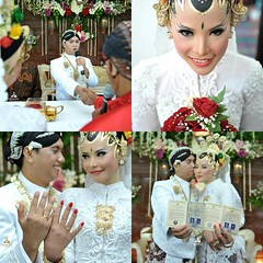 💝 Indonesian Javanese Muslim wedding photos for @yuliarohma & @ancahasan at Bantul Yogyakarta. Wedding photos by @poetrafoto, http://wedding.poetrafoto.com  Wedding makeup by @rias_ayudaruasih || Follow IG: @poetrafoto for more pre+wedding phot