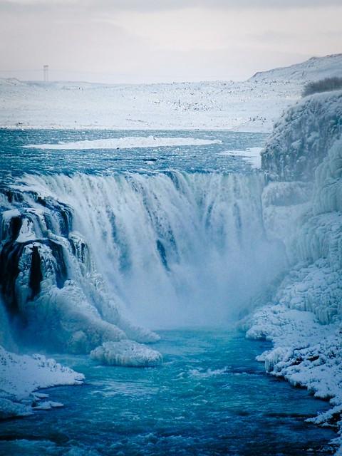 oliko2 - Gulfoss Waterfall