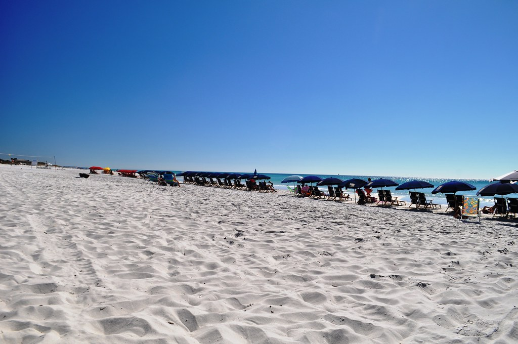 The Beach! Sandestin Golf and Beach Resort, Florida, Oct. 25, 2014
