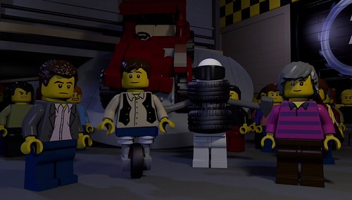LEGO Top Gear Series 22 Preview