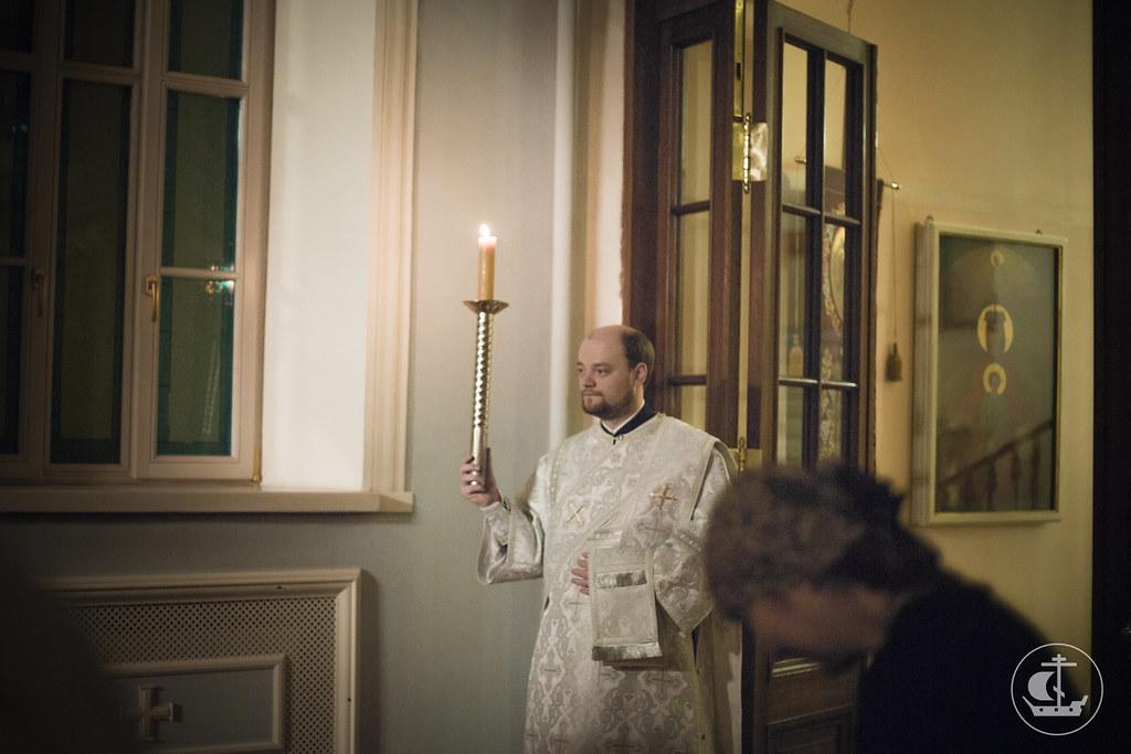 17 января 2015, Суббота перед Богоявлением / 17 January 2015, Saturday before the Theophany