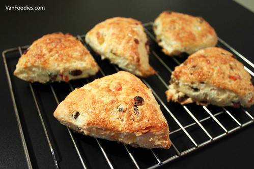 Dirty Apron Scones