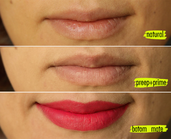 preep + prime lip mac