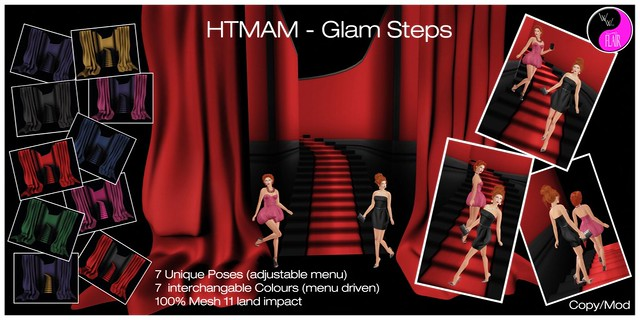 W. Winx & Flair - HTMAM - Glam Steps