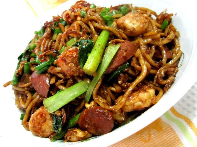 STP's fried noodles 1