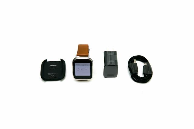 Google 智慧錶新兵報到,軟硬皆美 ZenWatch 智慧手錶 (1) 開箱試玩 @3C 達人廖阿輝