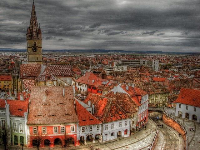 Transylvania in HDR