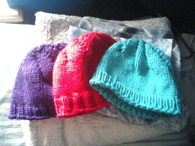 Christmas hats!