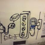 Streetart in Prag