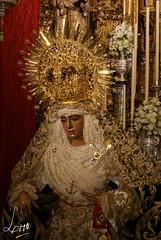 Besamanos - Virgen de la Esperanza de Triana - Diciembre 2014