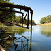 Small photo of Wilcannia water source on Darling River