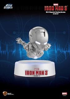鋼鐵人就是要會飛才帥啊~ Egg Attack 鋼鐵人 Mark II 磁浮版
