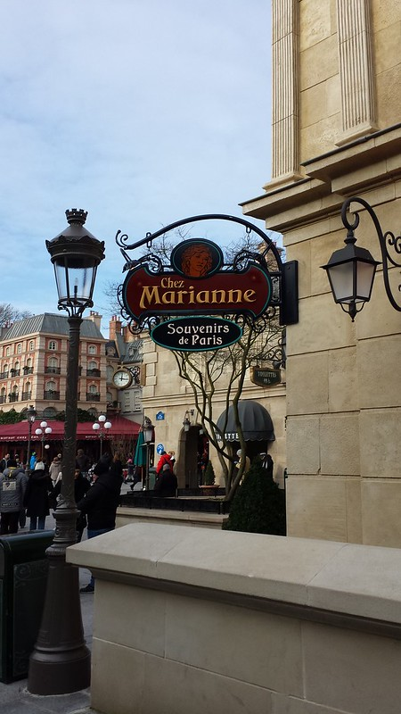 Trip Report du 21 au 23 Janvier 2015 // Sequoia Lodge // Partie 3 Postée - Tower of Terror , Moteurs... Action ! , Rock'n'Roller Coaster & Phantom Manor // MENU & DEJEUNER BISTROT DE REMY 16167609150_a6ccb7e787_c
