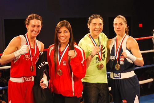 Final four 132 womens division